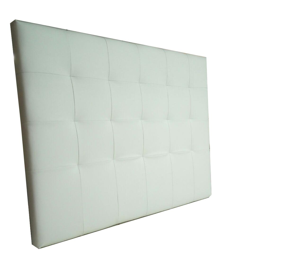 Cabezales de cama nuevos medida retapizados con capitone tela polipiel - Cabezales de tela ...