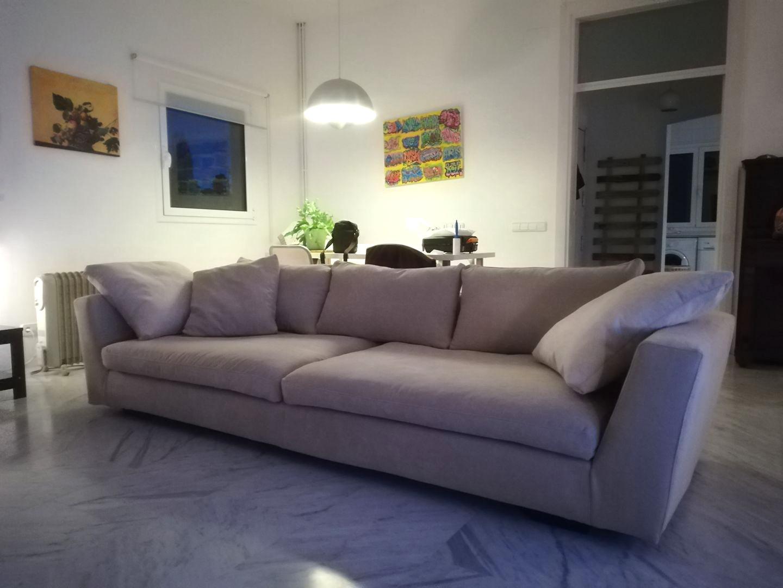 sofa cliente particular retapizado