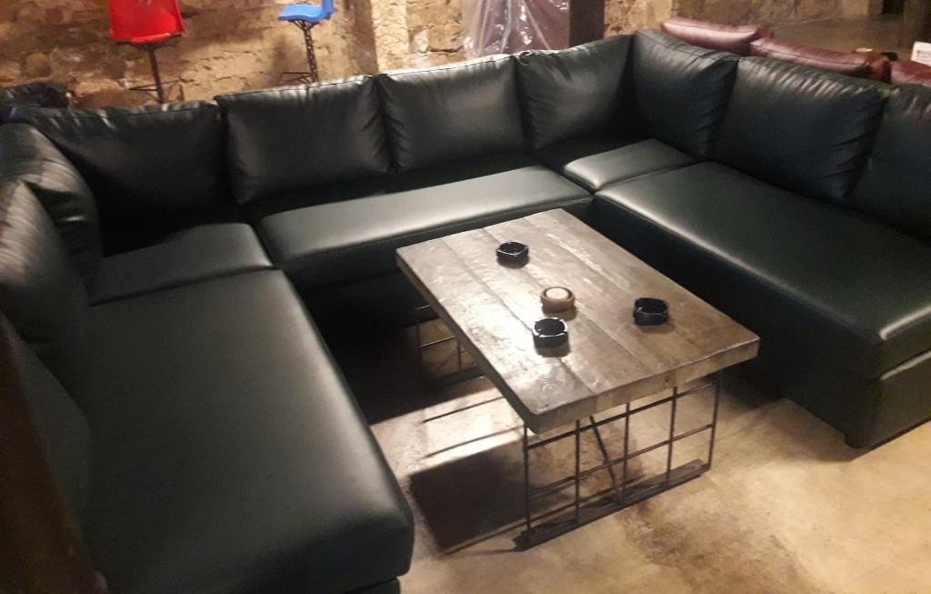 sofas rinconera club barcelona